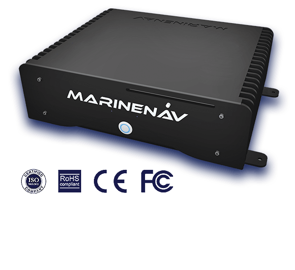 Leviathan Fanless marine computer